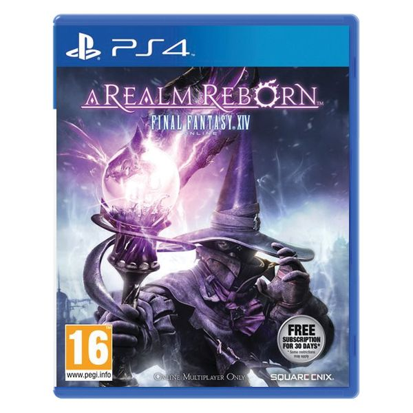 Final Fantasy 14 Online: A Realm Reborn PS4