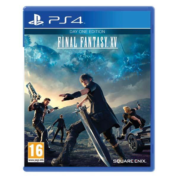 Final Fantasy 15 (Day One Steelbook Edition)