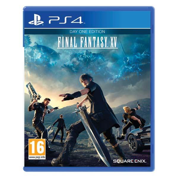 Final Fantasy 15 [PS4] - BAZÁR (použitý tovar)