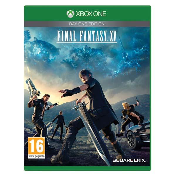Final Fantasy 15 [XBOX ONE] - BAZÁR (použitý tovar)