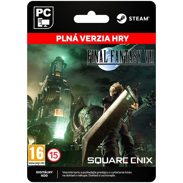 Final Fantasy 7 [Steam]