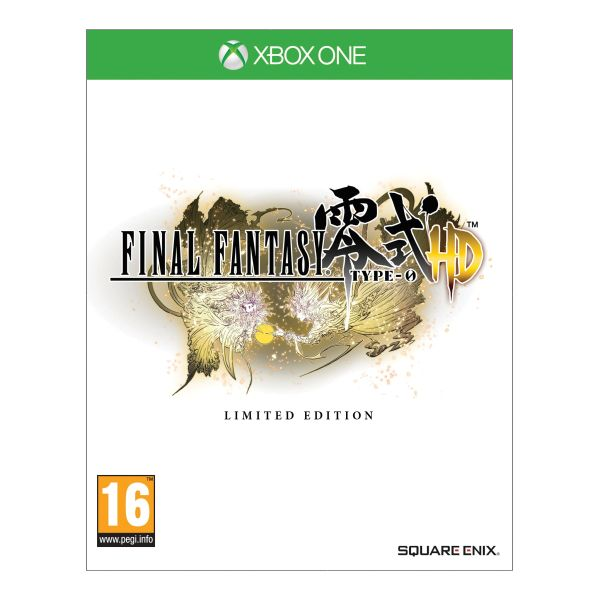 Final Fantasy Type-0 HD (FR4ME Limited Edition)