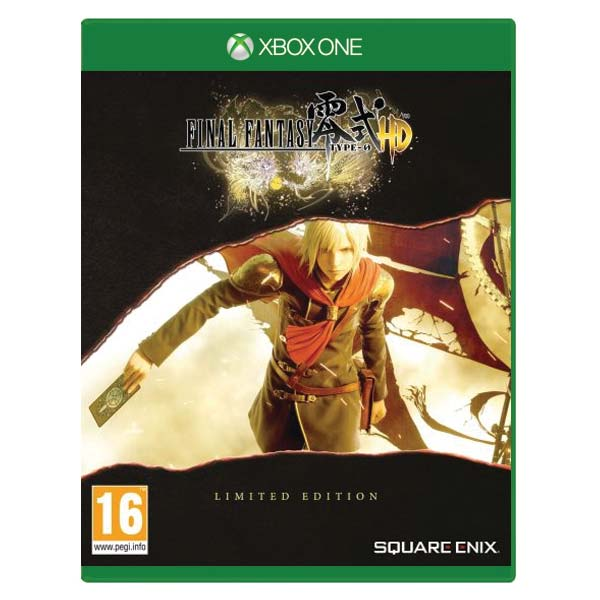 Final Fantasy Type-0 HD (Limited Edition) XBOX ONE