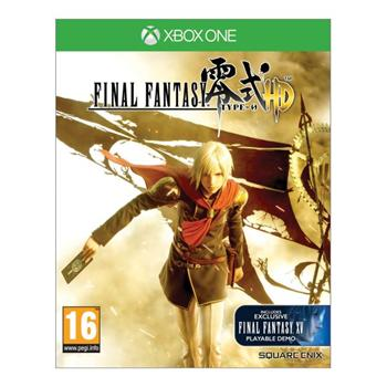 Final Fantasy Type-0 HD [XBOX ONE] - BAZÁR (použitý tovar)