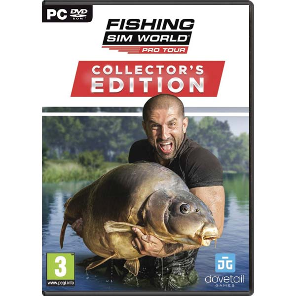 Fishing Sim World 2020: Pro Tour (Collector's Edition)