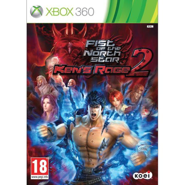 Fist of the North Star: Ken's Rage 2 XBOX 360