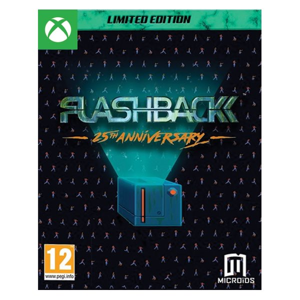 Flashback: 25th Anniversary (Limited Edition) XBOX ONE