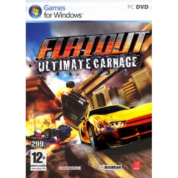 FlatOut: Ultimate Carnage CZ