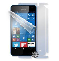 Fólia ScreenShield na celé telo pre Microsoft Lumia 550 - Doživotná záruka