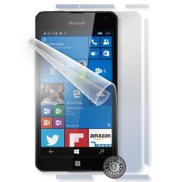 Fólia ScreenShield na celé telo pre Microsoft Lumia 650 - Doživotná záruka