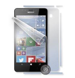 Fólia ScreenShield na celé telo pre Microsoft Lumia 950 - Doživotná záruka