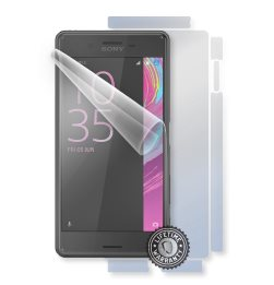 Fólia ScreenShield na celé telo pre Sony Xperia X - F5121 - Doživotná záruka