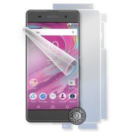 Fólia ScreenShield na celé telo pre Sony Xperia XA Dual - F3112 - Doživotná záruka