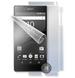 Fólia ScreenShield na celé telo pre Sony Xperia Z5 Premium - E6853 - Doživotná záruka