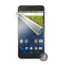 Fólia ScreenShield na displej pre Huawei Nexus 6P - Doživotná záruka