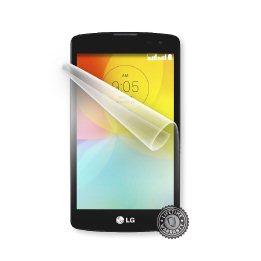 Fólia ScreenShield na displej pre LG L Fino - D295 - Doživotná záruka