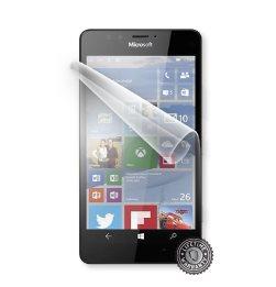 Fólia ScreenShield na displej pre Microsoft Lumia 950 XL - Doživotná záruka