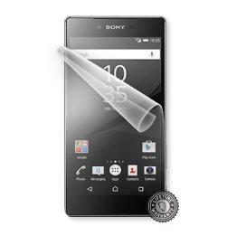 Fólia ScreenShield na displej pre Sony Xperia Z5 Premium - E6853 - Doživotná záruka