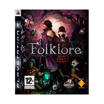Folklore [PS3] - BAZÁR (použitý tovar)