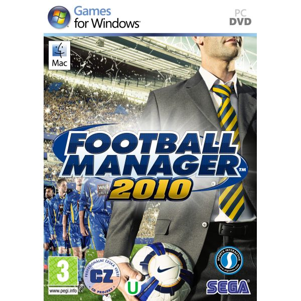 Football Manager 2010 CZ