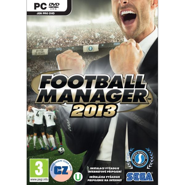 Football Manager 2013 CZ