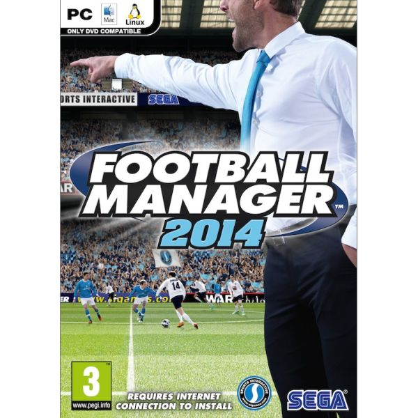 Football Manager 2014 CZ