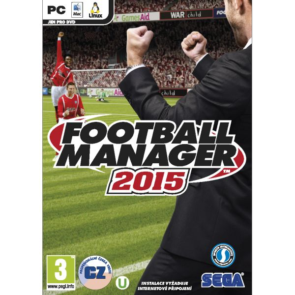 Football Manager 2015 CZ