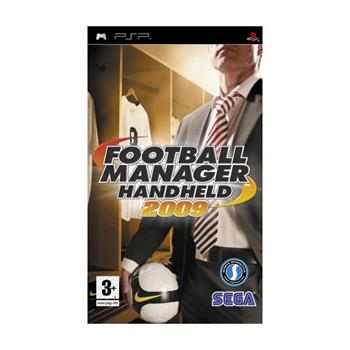 Football Manager Handheld 2009 [PSP] - BAZ�R (pou�it� tovar)