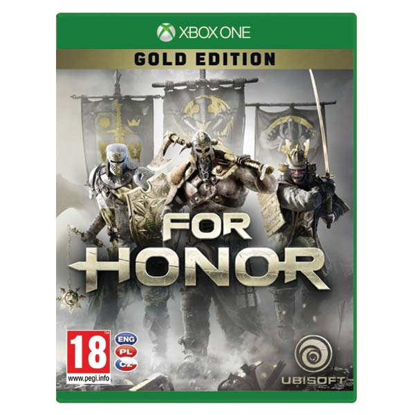 For Honor CZ (Gold Edition)