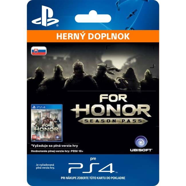 For Honor CZ (SK Season Pass)