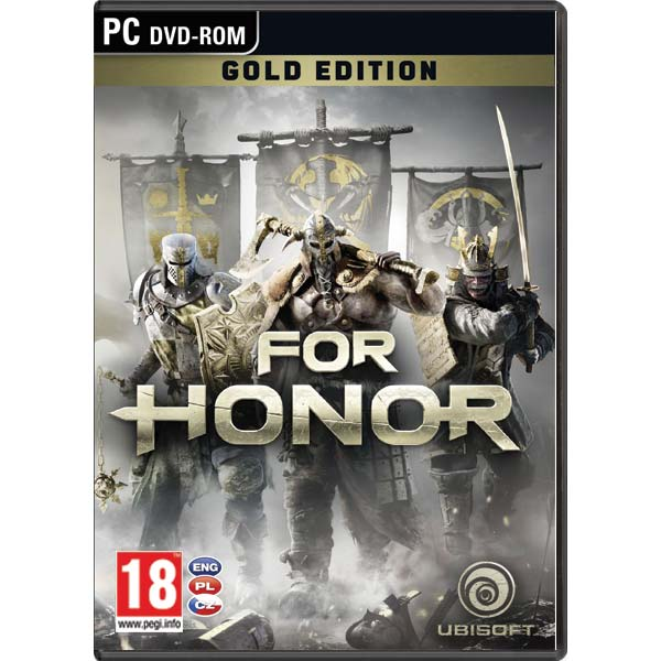 For Honor (Gold Edition) CZ