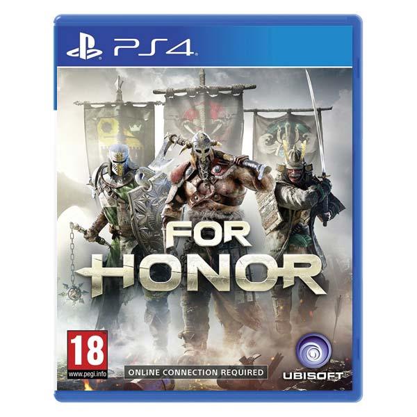 For Honor [PS4] - BAZÁR (použitý tovar)