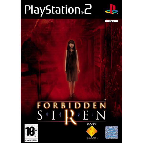 Forbidden Siren [PS2] - BAZÁR (použitý tovar)