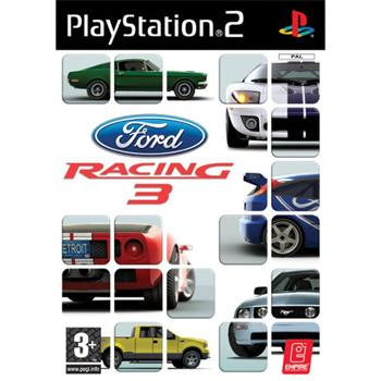 Ford Racing 3 [PS2] - BAZ�R (pou�it� tovar)