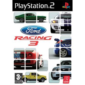 Ford Racing 3 [PS2] - BAZÁR (použitý tovar)