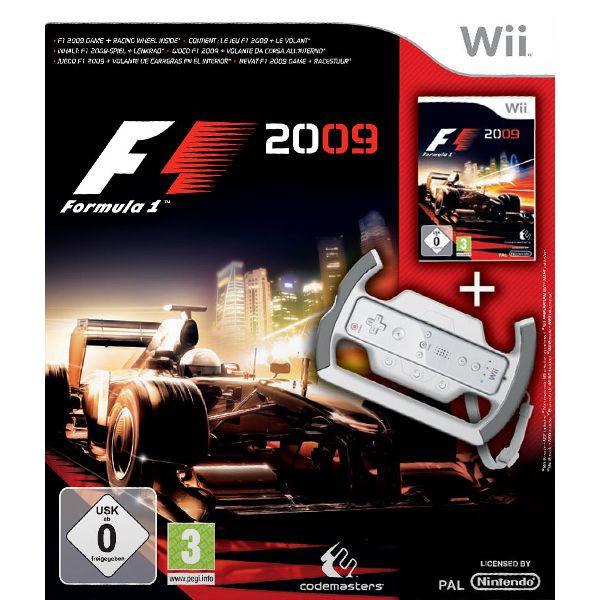 Formula 1 2009 + volant