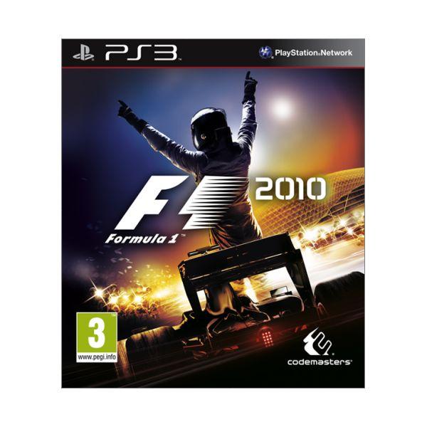 Formula 1 2010 [PS3] - BAZÁR (použitý tovar)