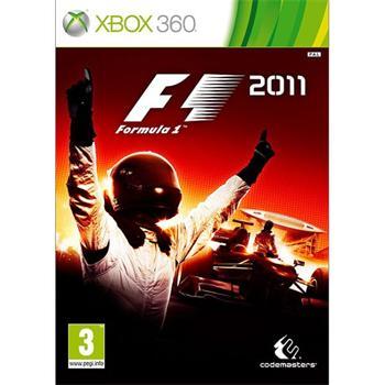 Formula 1 2011 - XBOX 360- BAZÁR (použitý tovar)