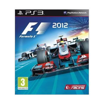 Formula 1 2012- PS3 - BAZÁR (použitý tovar)