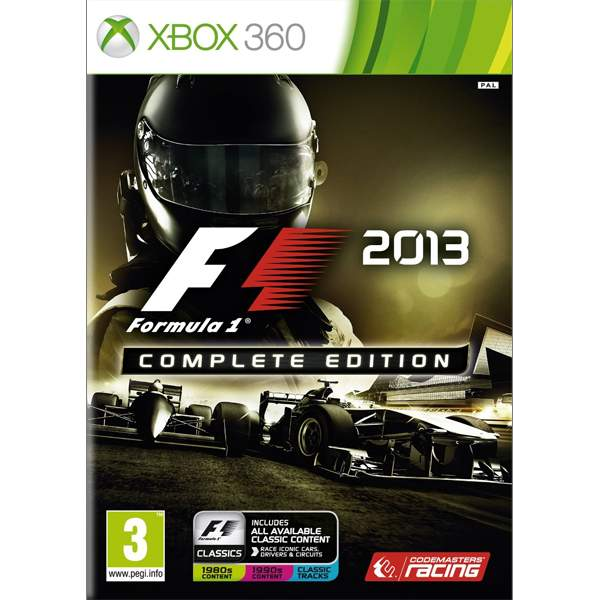 Formula 1 2013 (Complete Edition)