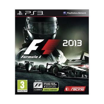 Formula 1 2013 [PS3] - BAZÁR (použitý tovar)