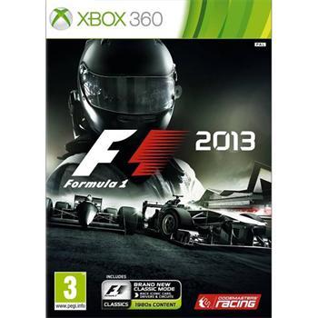 Formula 1 2013 - XBOX 360- BAZÁR (použitý tovar)