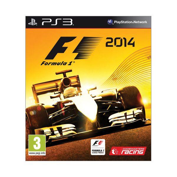 Formula 1 2014 [PS3] - BAZÁR (použitý tovar)