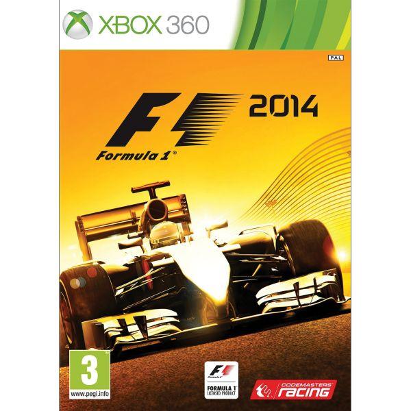 Formula 1 2014 [XBOX 360] - BAZÁR (použitý tovar)