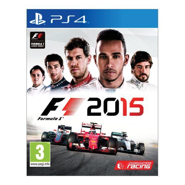 Formula 1 2015 [PS4] - BAZÁR (použitý tovar)