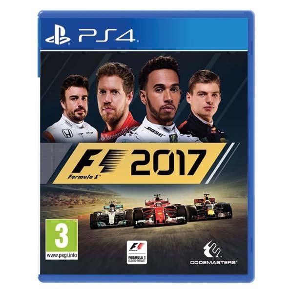 Formula 1 2017 [PS4] - BAZÁR (použitý tovar)