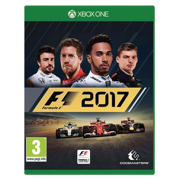 Formula 1 2017 XBOX ONE