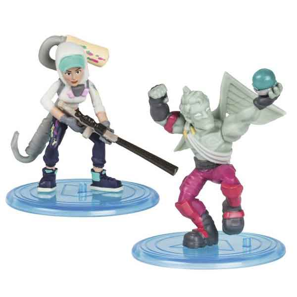 Fortnite Battle Royale Collection - Love Ranger and Teknique (2-Pack)