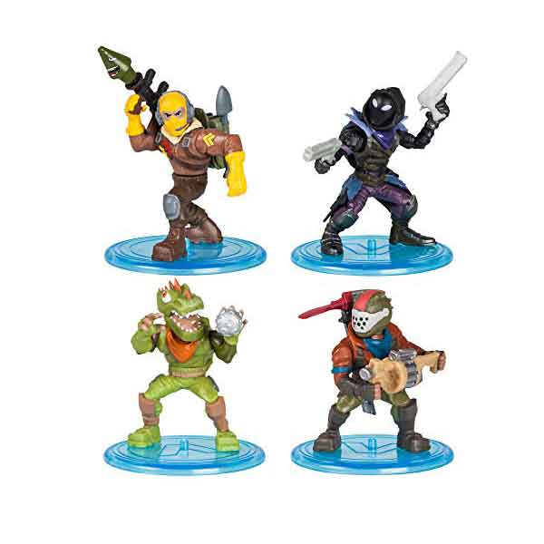 Fortnite Battle Royale Collection - Squad Pack (4-Pack)
