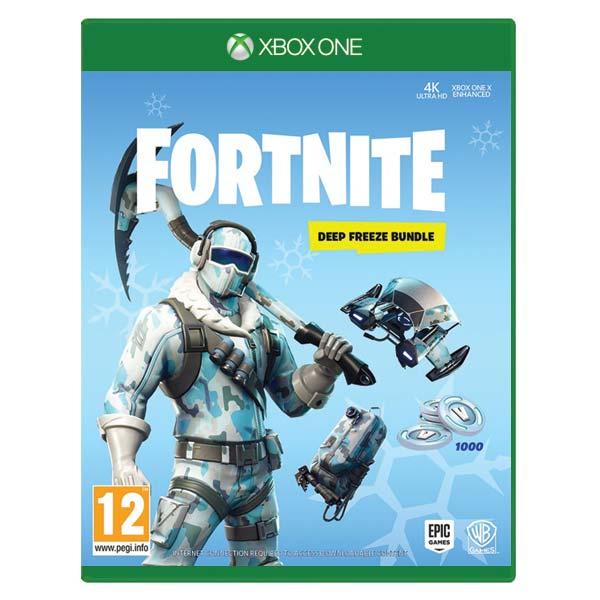 Fortnite (Deep Freeze Bundle) XBOX ONE